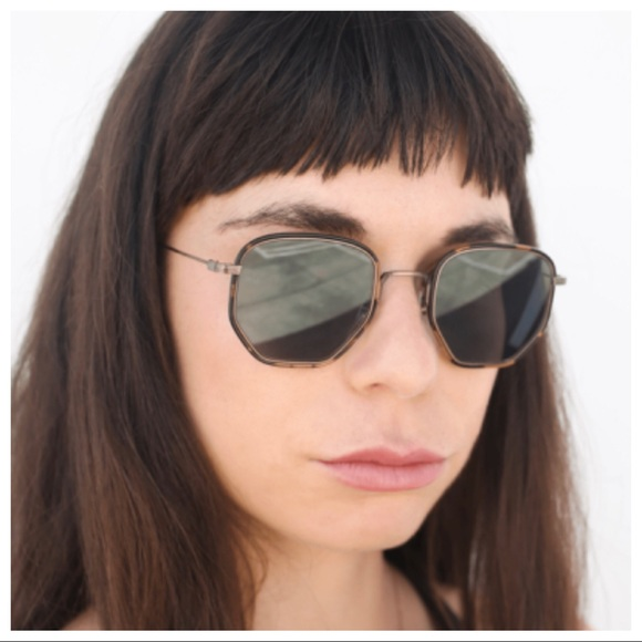 OLIVER PEOPLES Alland Unisex Sunglasses NEW